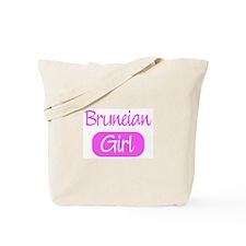 Bruneian girl Tote Bag