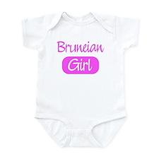 Bruneian girl Infant Bodysuit