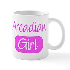 Arcadian girl Mug