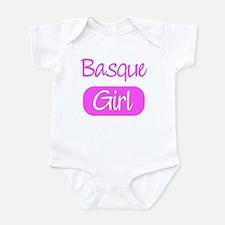 Basque girl Infant Bodysuit