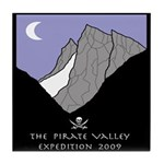 Pirate Valley Expedition Tile Coaster