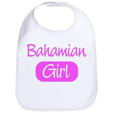 Bahamian girl Bib