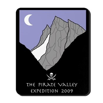 Pirate Valley Expedition Mousepad