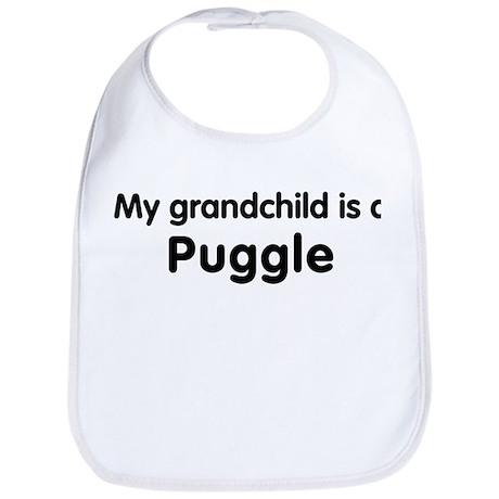 Puggle grandchild Bib