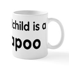 Pomapoo grandchild Mug
