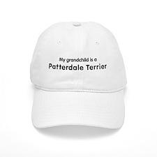 Patterdale Terrier grandchild Baseball Cap
