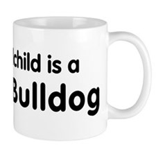 French Bulldog grandchild Mug