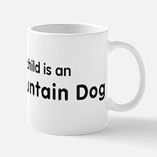 Estrela Mountain Dog grandchi Mug