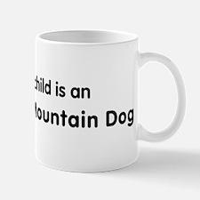 Entlebucher Mountain Dog gran Mug