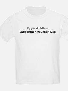Entlebucher Mountain Dog gran T-Shirt