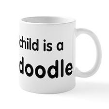 Goldendoodle grandchild Mug