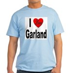 I Love Garland Light T-Shirt