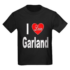 I Love Garland (Front) T
