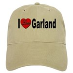 I Love Garland Cap