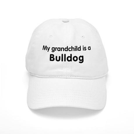 Bulldog grandchild Cap