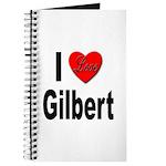 I Love Gilbert Journal