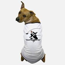 Chuck Taught Me That Dog T-Shirt