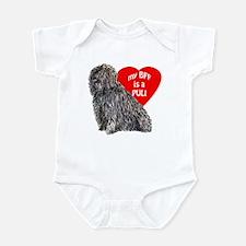 Pulli BFF Infant Bodysuit