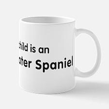 American Water Spaniel grandc Mug