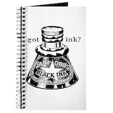 Cute Fountain Journal