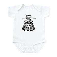Cute Engraved Infant Bodysuit