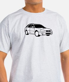 WRX Wagon Light Tee