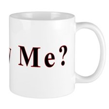 Simple Marry Me Mug