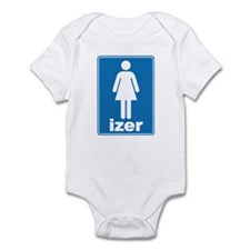 Unique Womens, electronic Infant Bodysuit