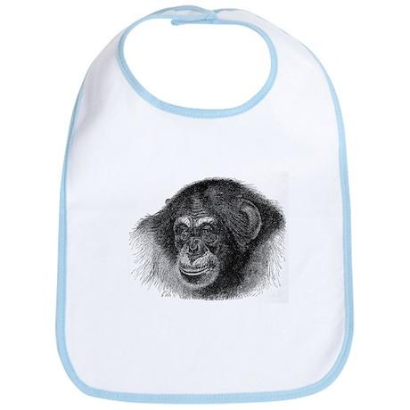 Chimpanze Bib