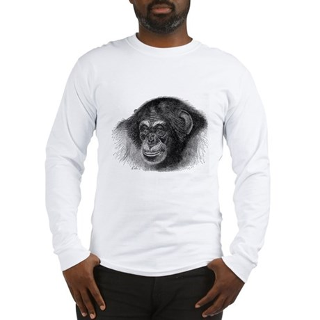 Chimpanze Long Sleeve T-Shirt
