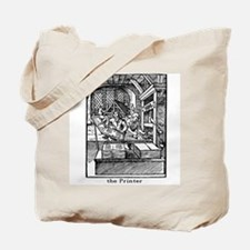 The Printer Tote Bag