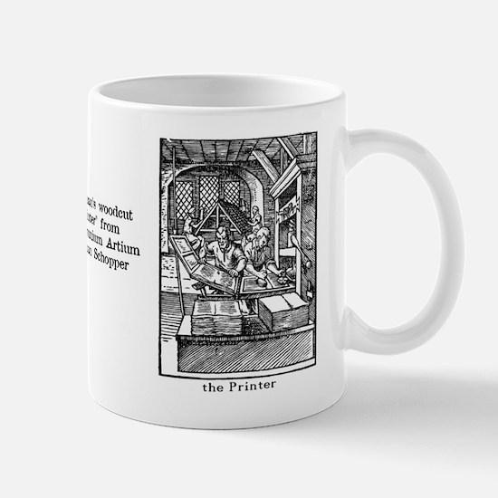 The Printer Mug