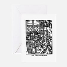 the Bookbinder Greeting Cards (Pk of 20)