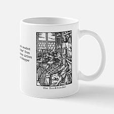 the Bookbinder Mug