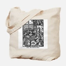 the Bookbinder Tote Bag