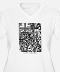 the Bookbinder T-Shirt
