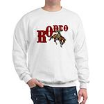 Vintage Rodeo Bronc Rider Sweatshirt