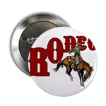 Vintage Rodeo Bronc Rider 2.25