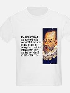 "Cervantes ""One Man"" T-Shirt"