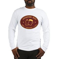 Ancestors Rest Long Sleeve T-Shirt