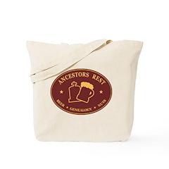 Ancestors Rest Tote Bag