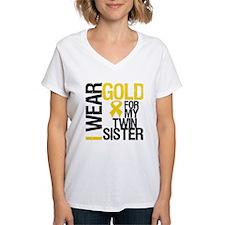 I Wear Gold Twin Sister Shirt