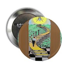 "Shriner and Child 2.25"" Button (100 pack)"