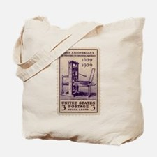 Printing Press Tote Bag
