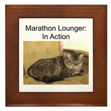 Marathon Lounger Framed Tile