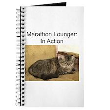 Marathon Lounger Journal