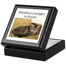 Marathon Lounger Keepsake Box