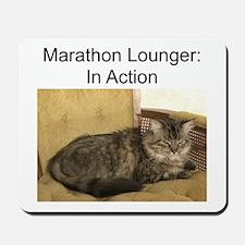 Marathon Lounger Mousepad