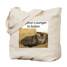 Marathon Lounger Tote Bag