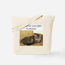 Marathon Lounger Tote Bag